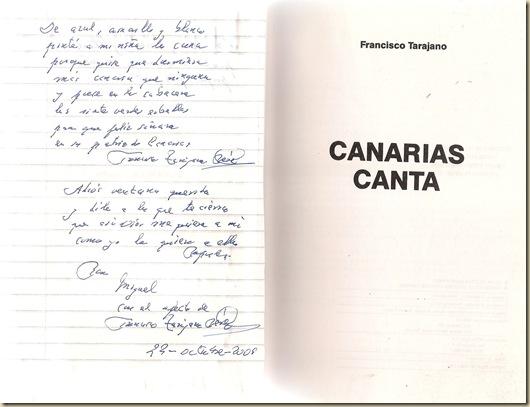 Canarias canta