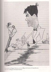 Caricatura abuelo