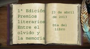 Premio Entre el olvido y la memoria