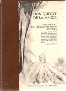 DON QUIXOT DE LA MANXA (Catalán)