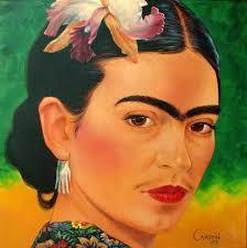 autorretrato Frida