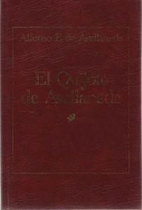 EL QUIJOTE DE AVELLANEDA