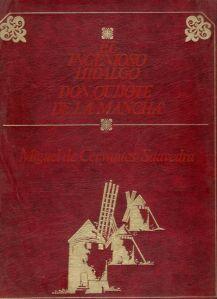 El Quijote ilustrado por Gregorio Prieto